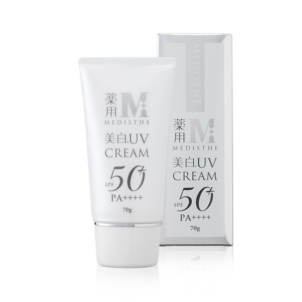< MEDISTHE> medicated UV cream 70 g