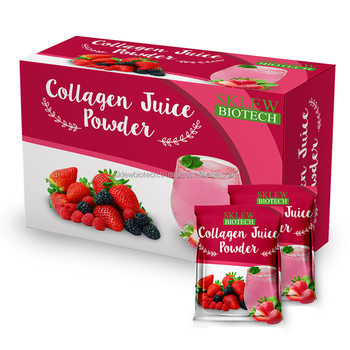 Collagen Juice Powder - Contract Manufacture/ Private Label