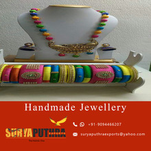 high quality High Fashionable Hand Made Jewellery for all types of Occasions Made