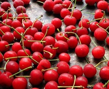 Fresh Sweet Cherry / Fresh Cherry Fruit /Red Cherry