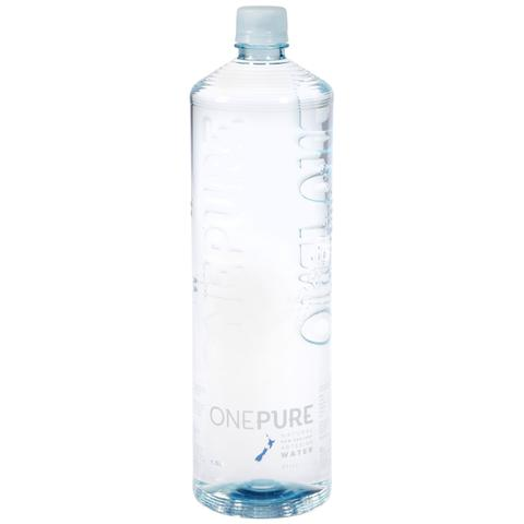 Natural Spring Mineral Water