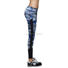 2018 Hot Sale Sex Skins Fitness Compression Wear /Sports Running Compression Tights/Custom Sublimation
