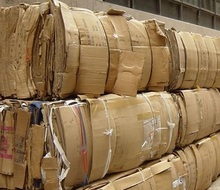 Factory Price OCC Waste Paper - Paper Scraps - 100% Cardboard forsale at low cost