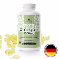 Germany Omega 3 Products Deep Sea Fish Oil For Health Care Healthy Supplement