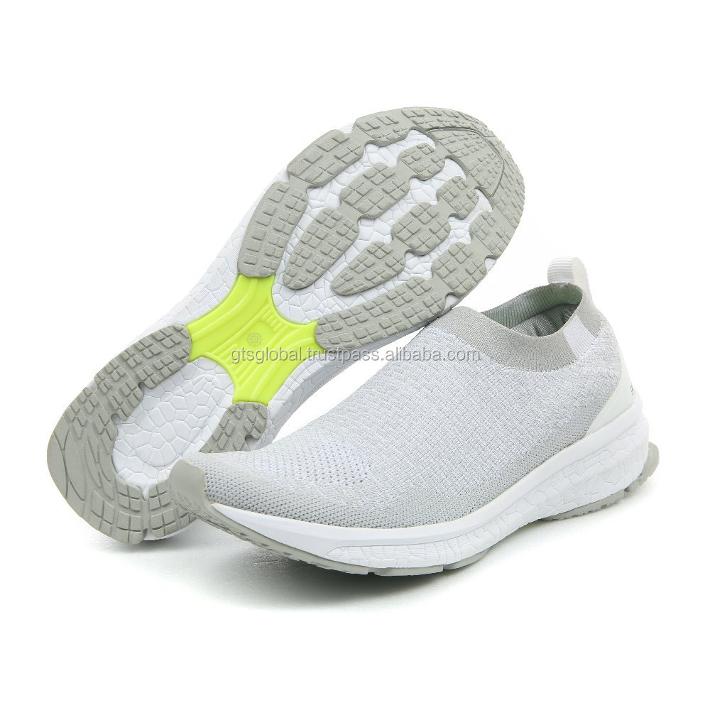 walking shoes white running shoes non slip anti odor comfortable daily shoes phylon midsole