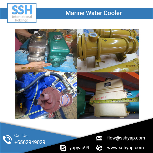 Leading Exporter of Ship and Marin Water Cooler