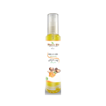 Argan oil with orange - Natural mixture rich in vitamines
