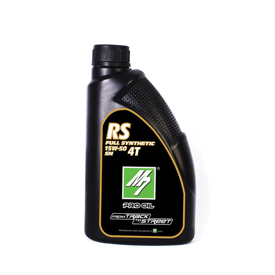 M7 Lubricants Fully Synthetic Engine Oil for Motorbike with 15W-50 SN Specification