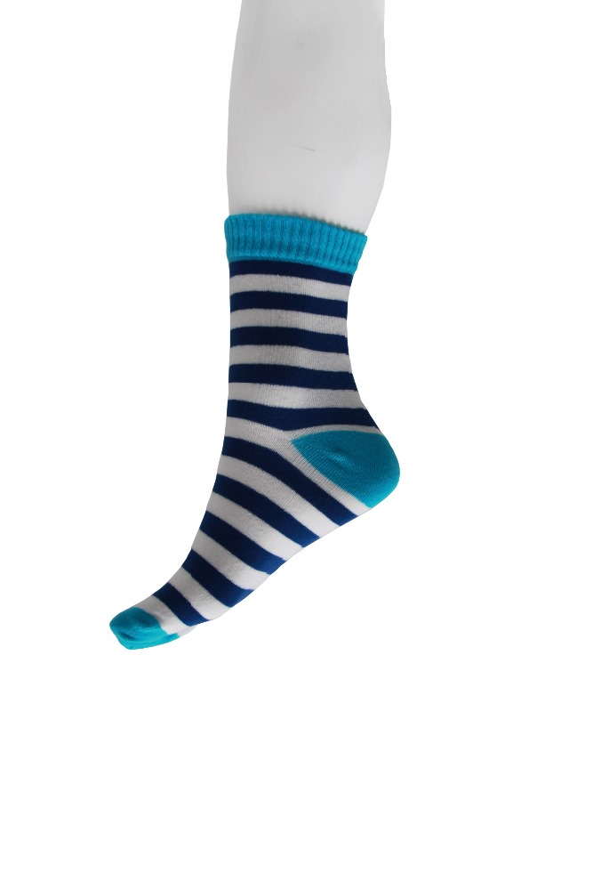 Wholesale fashion socks Polyester/cotton
