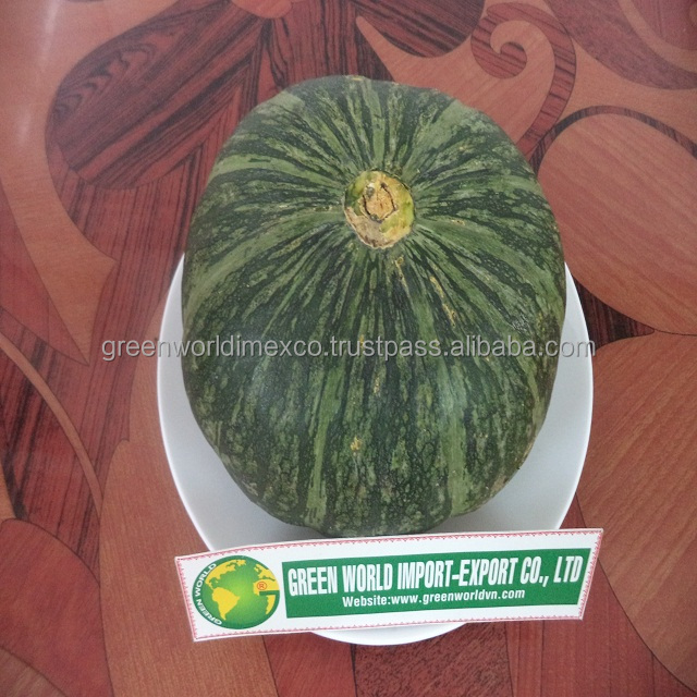 PUMPKIN GOOD PRICE AND PREMIUM QUALITY FROM VIETNAM