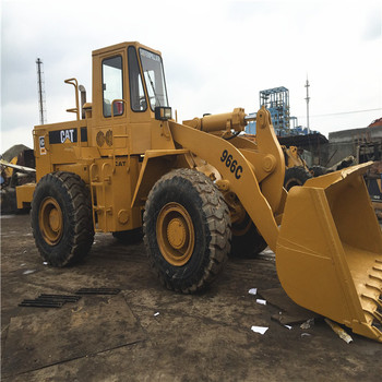 yellow used cat CATERPILLAR wheel loader 966c,used caterpillar 966g wheel loader, original japan cat 966g 966h 966e 966f loader