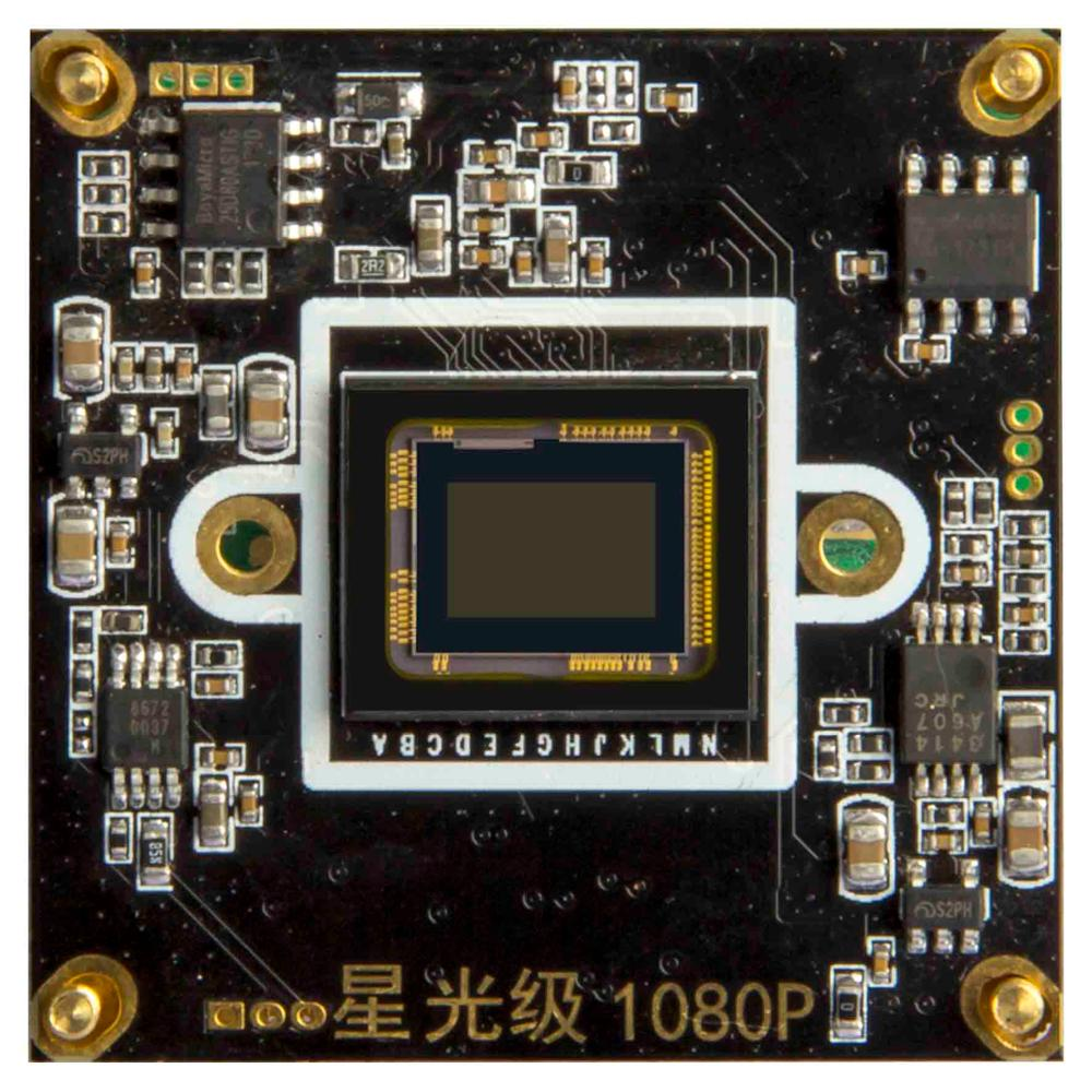 Factory price 2MP 1080P IMX291 +NVP2441 Network Camera Module <strong>PCB</strong>