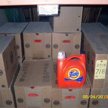 100% High Quality Tide Plus Downy April Fresh HE Liquid Laundry Detergent