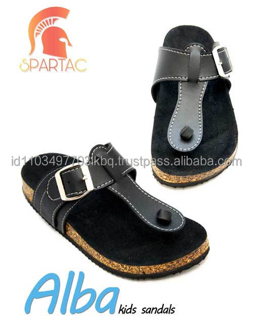 Popular Cork Kids Sandals Comfortable Light and Durable Birken Suede Sandals