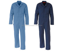 WORK COVERALLS BOILER SUIT OVERALL WORKING WEAR SUIT MECHANIC BUILDER PAINTER WORKWEAR
