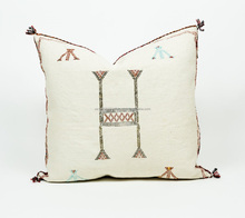 Top Quality Handwoven Cactus Silk Cushions