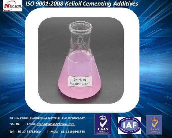 Oilwell chemical washing liquid CW110L