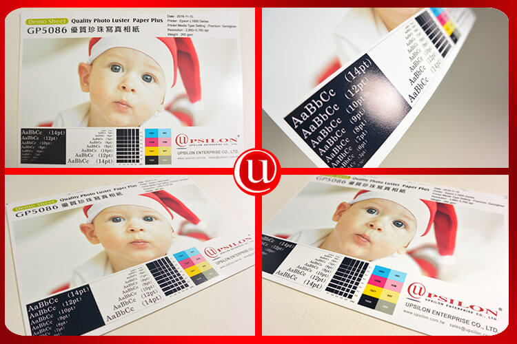 Best Quality Color 260 gsm RC 5 X 7 Photo Paper