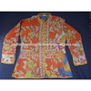 Cotton Designer Jackets Indian Handmade Kantha Quilted Coat Winter Jackets Wholesale