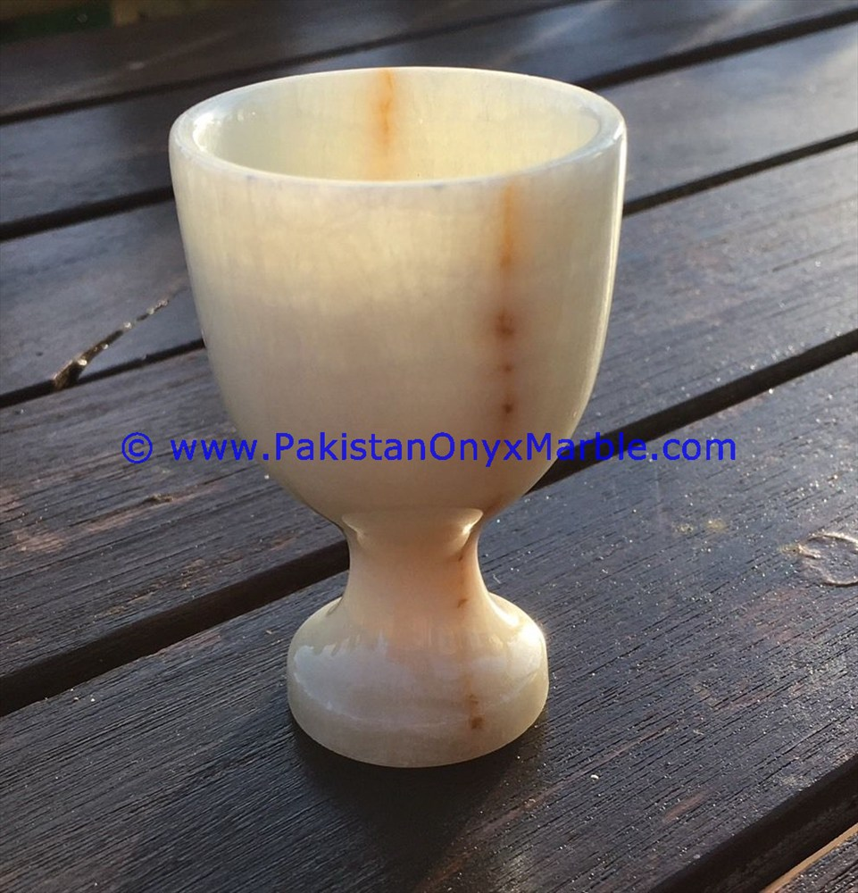 WHOLESALE ONYX EGG CUPS HOLDER STAND HANDCARVED UNIQUE STONE HOME KITCHEN DECOR