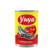 Canned Foods Sardine in Tomato Sauce