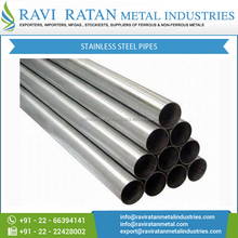 Great Sturdiness Unmatched Quality Stainless Steel Pipe/ Tube at Reasonable Price