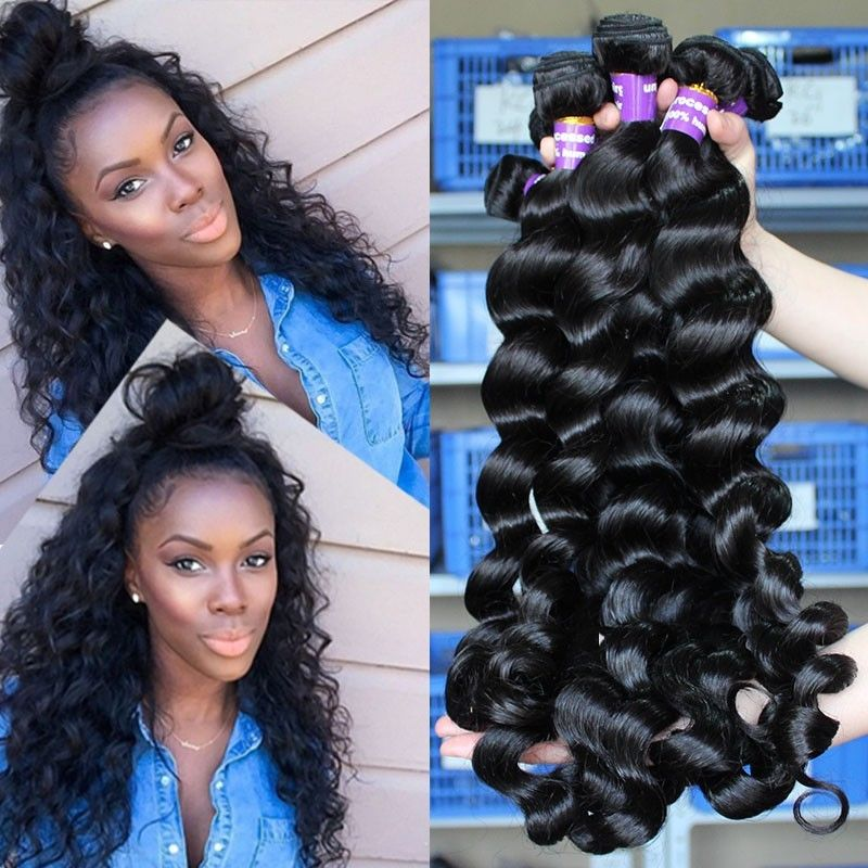 Hair Factory Wholesale Price Large Stock Overnight Shipping Unprocessed Virgin Brazilian Hair