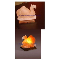 colorful night light himalayan Animals Crafted Salt Lamps