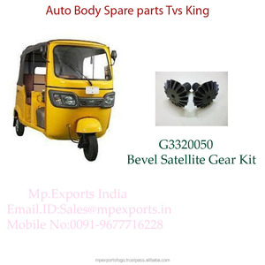Tuk Tuk Spare Parts with Best Quality