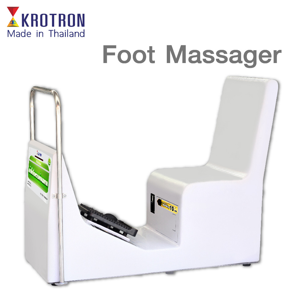 Foot Massager Chair ( Made In Thailand )
