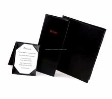 Hotels and bar supplies wholesale wine menu covers