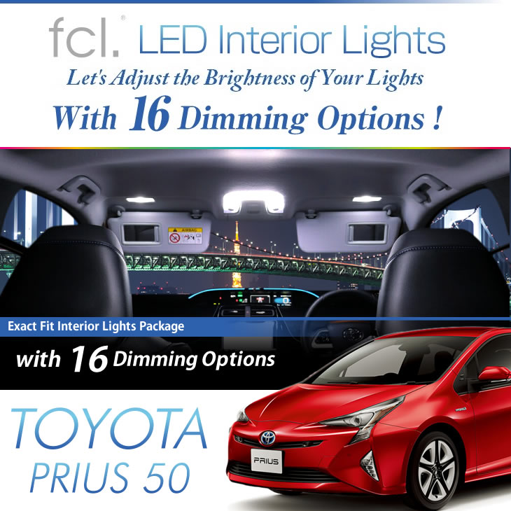 Led Interior Car Light For Toyota/Nissan/Honda/Daihatsu/Suzuki/Mazda/Chrysler