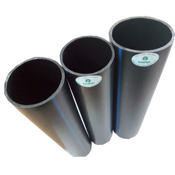 Competitive price list hdpe pipe for water supply