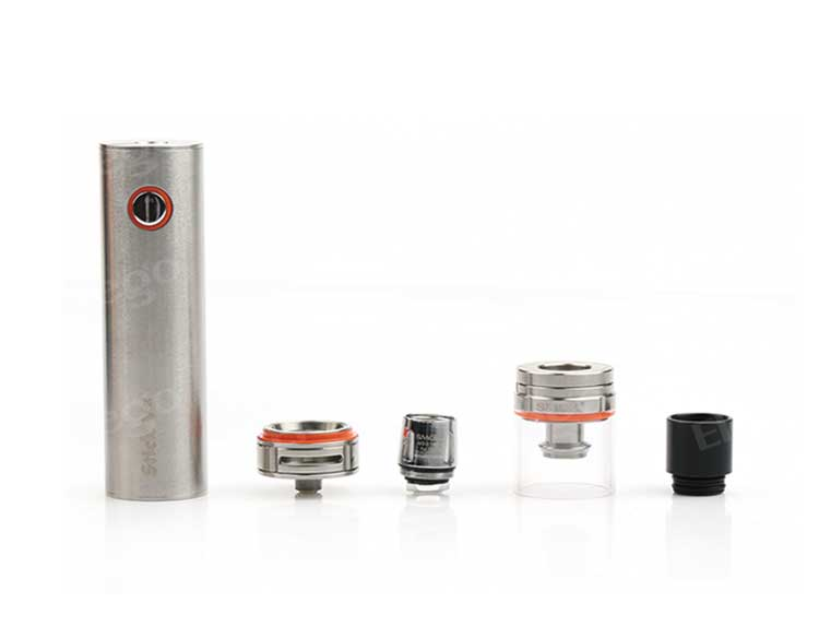 Multiple automatic- protections Smok Stick V8 Kit with 5ml TFV8 big baby tank from Elego