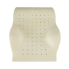 Wholesale Vietnam 100% natural latex backrest pillow for car 32*48*9cm from factory directly