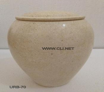 Cheap Verona Marble Funeral Cremation Urns in affordable Price