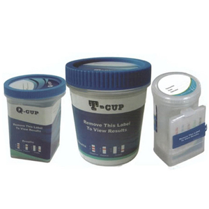 User Friendly Urine Drug Test Cups with Instant and Accurate Results