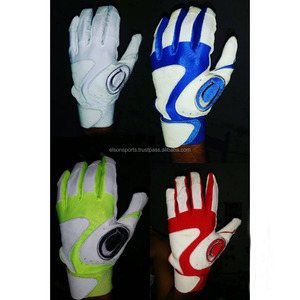 Custom Pro Adult Baseball/Softball Batting Gloves
