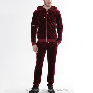 Velour Hoodies - new launched fashion style oversize velour pullover hoodie men customized velour hoodies