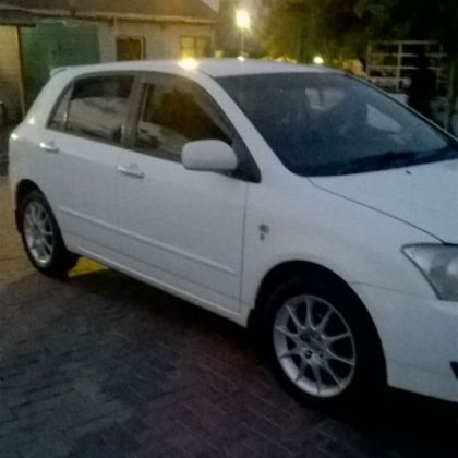 TOYOTA COROLLA RUNX for Sale