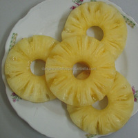 Canned Pineapple Slices In Light Syrup