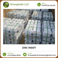 Export Quality Zinc Ingot 99.995 at Best Market Price