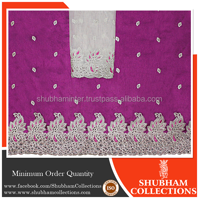 New Exclusive Design George Wrapper Fabric