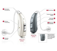 Bluetooth Digital BTE Hearing Aids with Smartphone APP Control Signia motion SX 7px