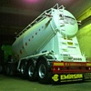 Cement Bulker Semi Trailer
