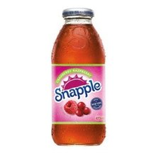 Snapple Cranberry Raspberry Drink