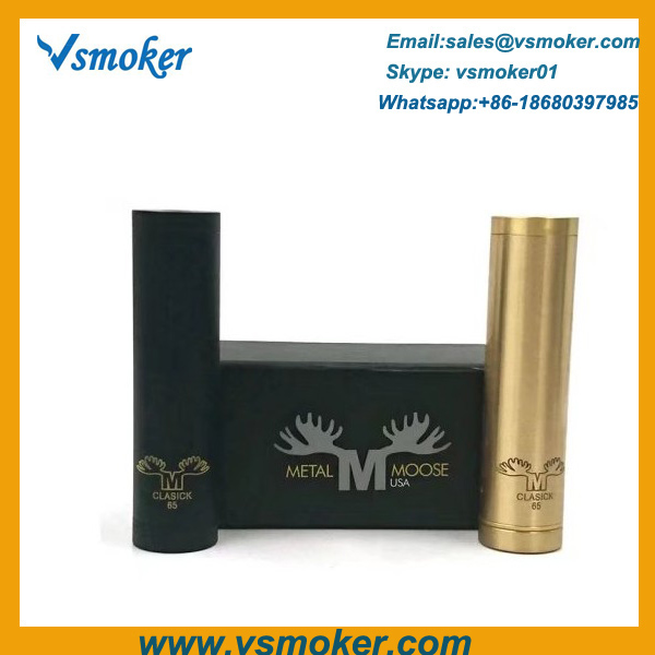 2017 New Metal Moose Vape Mechanical Mod Philippines