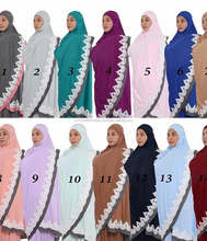 Cooling and comfortable lycra, wholesale telekung