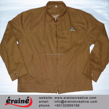 Custom made high quality casual corporate executive jacket
