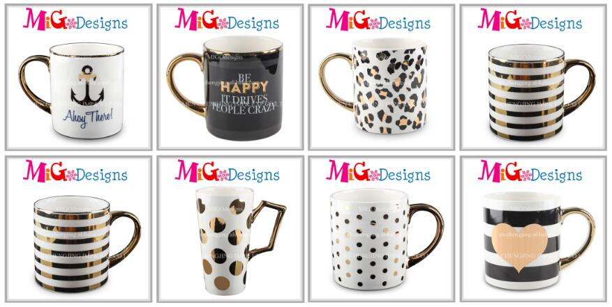 Customized Coffee Cup or Ceramic mug for sublimation 11oz blank sublimation mug
